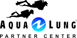 Logo Aqualung Dive center partner